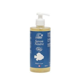 Savon Neutre Bio 500 ml